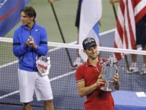 novak djokovic win US Open