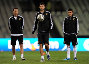 raul albiol training
