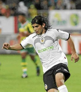 ever banega at valencia