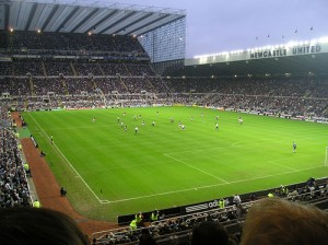 st. james park stadium newcastle