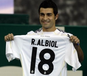 raul albiol real madrid