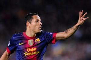 Adriano va lipsi de la Barcelona pentru sase saptamani