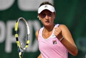 Irina Begu s-a calificat in optimile de la Shenzhen