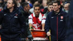 Arsenal fără Walcott timp de 6 luni