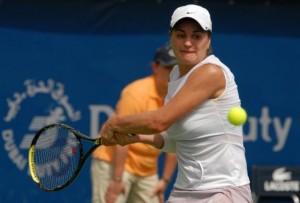 Monica Niculescu a pierdut finala de la WTA Hobart