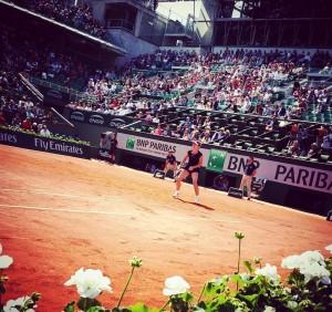 Simona Halep s-a calificat in runda secunda la Roland Garros