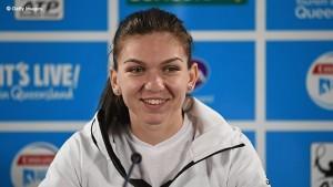 Simona Halep eliminată din primul tur la Australian Open de Shuai Zhang