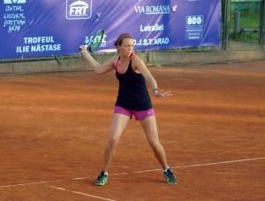 Patricia Tig a pierdut sansa de a ajunge pe tabloul principal la WTA Shenzhen
