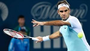 Roger Federer va absenta de pe terenuri timp de o lună