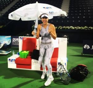 """Muguruza: """"Turneele WTA au înnebunit!"""""""
