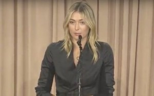 Suspendarea o poate costa pe Maria Sharapova 50 de milioane de dolari