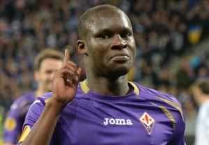 Babacar inapt pentru Fiorentina, cel puțin o lună