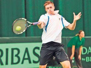 Tenisul masculin revine la Arad