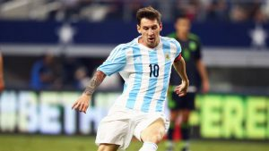 Messi se retrage de la națională!
