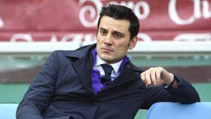 Milan îl demite pe Montella de la cârma echipei
