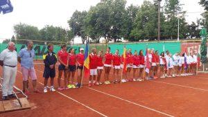 romania-spania-fed cup u18 iulie 2016