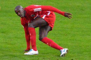 Atacantul lui Dijon, Julio Tavares, este accidentat pentru cel puțin trei săptămâni