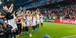 Sevilla in Cartea Recordurilor