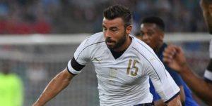 Barzagli va absenta de pe teren doua luni