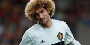 Fellaini rateaza meciul cu Olanda