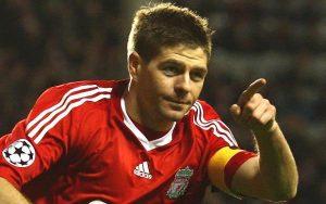 Steven Gerrard va juca un meci amical în echipa Liverpool