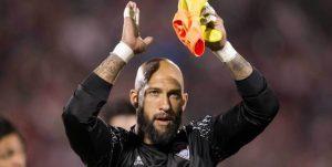Tim Howard nu joaca cu Costa Rica