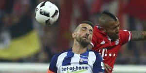 Vedad Ibisevici si-a prelungit contractul cu Hertha Berlin