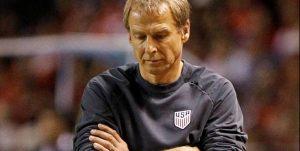 Jürgen Klinsmann a fost demis