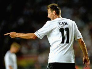 "Miroslav Klose spune ""adio"" carierei de fotbalist"