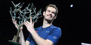 Murray este lider, Federer a iesit din top 10