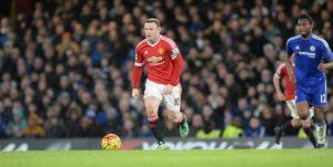Wayne Rooney este apt pentru jocul cu Arsenal