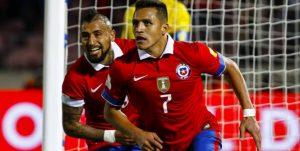 Alexis Sanchez nu poate juca contra Columbiei