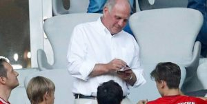 Bayern Munchen – cifra de afaceri record