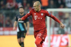 Robben si Lahm sunt apti de joc pentru Bayern