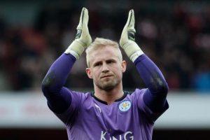 Kasper Schmeichel a revenit la antrenamentele lui Leicester