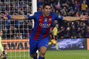 Luis Suarez si-a prelungit contractul