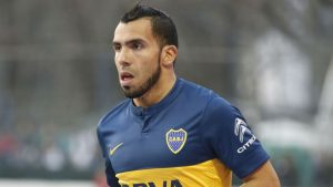 Tevez va juca in China