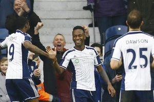 Saido Berahino s-a transferat la Stoke