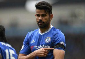 Diego Costa lăsat acasă de Conte în deplasarea de la Leicester
