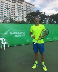 Marius Copil începe drumul anevoios al calificarilor pentru Australian Open