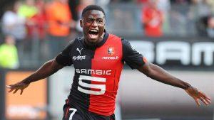 Paul-Georges Ntep părăsește Rennes pentru Wolfsburg