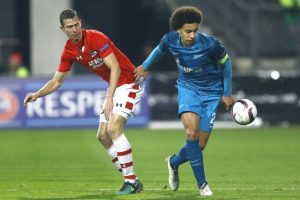 Axel Witsel s-a transferat in China