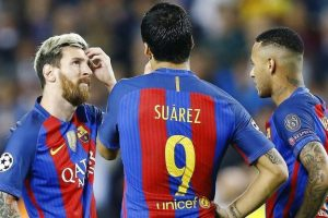 Barcelona va castiga Liga Campionilor, prezice… UEFA