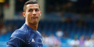 Cristiano Ronaldo este in lotul lui Real, nu si Bale
