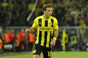 Dortmund nu conteaza pe Goetze la Lisabona