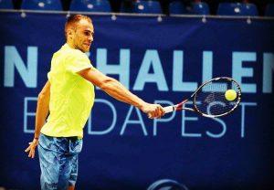 Marius Copil, în turul secund la Challenger-ul de la Budapesta