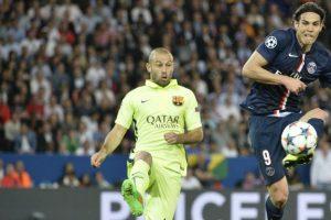 Barcelona joaca la Paris fara Mascherano si Arda