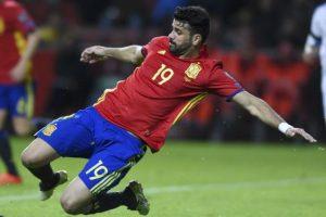 Diego Costa este incert