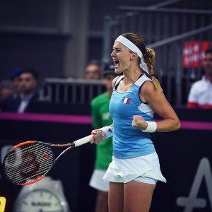 Kristina Mladenovic s-a calificat pentru finala de la Acapulco
