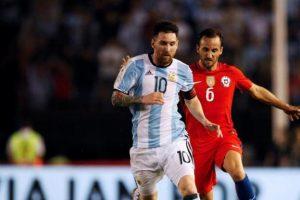 Messi a fost suspendat patru meciuri